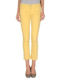 Джинсовые брюки-капри MIH Jeans