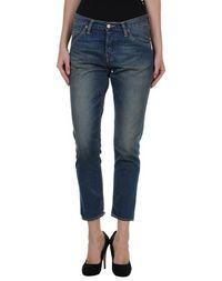 Джинсовые брюки-капри Edwin