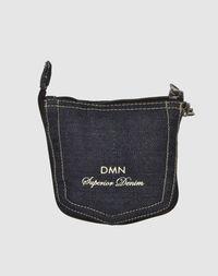 Большая сумка из текстиля David Naman