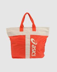 Большая сумка из текстиля Asics