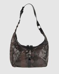 Средняя кожаная сумка Krizia Poi...