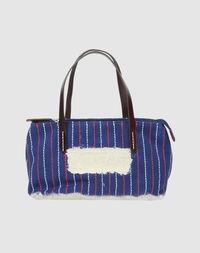 Средняя сумка из текстиля GAS