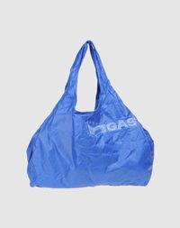 Большая сумка из текстиля GAS