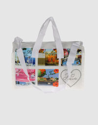 Средняя сумка из текстиля JEI O'