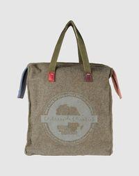 Большая сумка из текстиля Carmina Campus