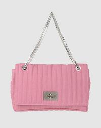 Большая сумка из текстиля MIA BAG