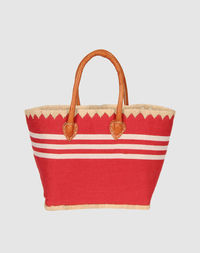 Большая сумка из текстиля Terre Rouge