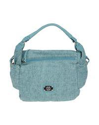 Средняя сумка из текстиля Capoverso