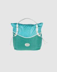 Большая сумка из текстиля Capoverso