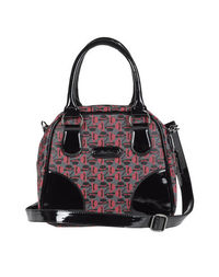 Средняя сумка из текстиля Borsalino