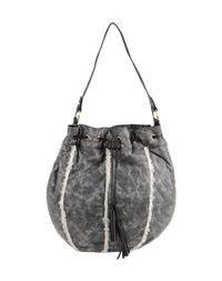 Большая сумка из текстиля VI VI VEE