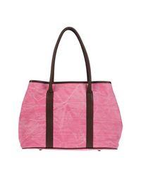 Большая сумка из текстиля Alchimia