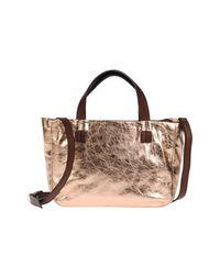 Средняя кожаная сумка Alchimia