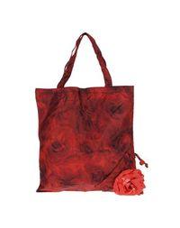 Большая сумка из текстиля Valentino Garavani