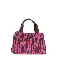 Средняя сумка из текстиля Lancetti
