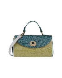 Средняя сумка из текстиля Volum