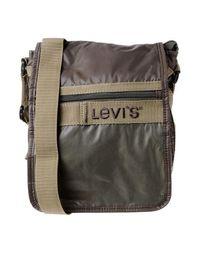 Средняя сумка из текстиля Levi's RED TAB