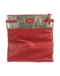 Средняя кожаная сумка Patriarchi