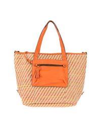 Большая сумка из текстиля Abaco