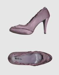 Туфли с открытым носком BI 4