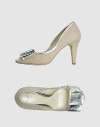 Туфли с открытым носком Blase'
