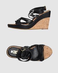 Обувь на танкетке Hollywood Milano