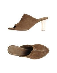 Босоножки на каблуке Michel Vivien