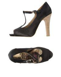 Туфли с открытым носком Replay