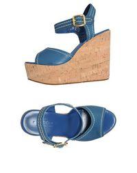 Обувь на танкетке Fiorina