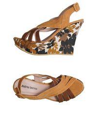 Обувь на танкетке Andrea Bernes