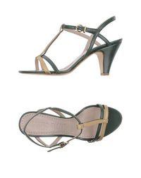 Босоножки на каблуке Marc Ellis
