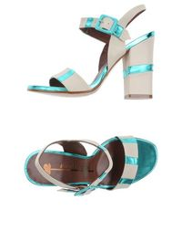 Босоножки на каблуке Fiorifrancesi