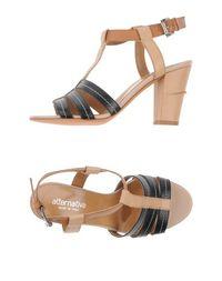 Босоножки на каблуке Alternativa