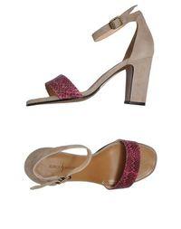 Босоножки на каблуке Rebeca Sanver