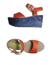 Обувь на танкетке Materia Prima BY Goffredo Fantini