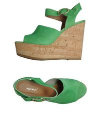 Обувь на танкетке Nana'