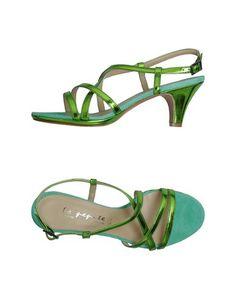 Босоножки на каблуке LE Pepite