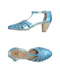 Босоножки на каблуке Enrico Fantini