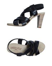 Босоножки на каблуке Parentesi