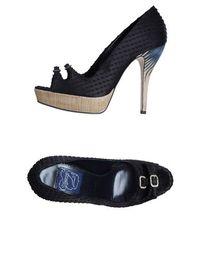 Туфли с открытым носком Zoraide