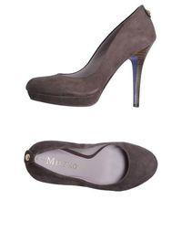 Туфли на платформе Miezko