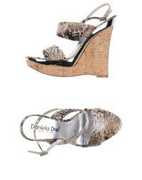 Обувь на танкетке Daniela Drei