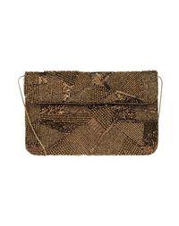 Средняя сумка из текстиля Saldarini