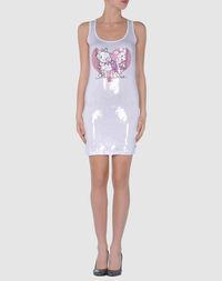 Короткое платье Puerco Espin