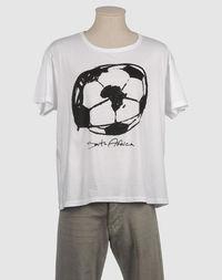 Футболка с короткими рукавами Edun