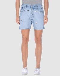 Джинсовые шорты Shaft