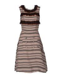 Платье до колена Rodarte