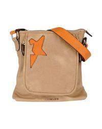 Средняя сумка из текстиля Thierry Mugler