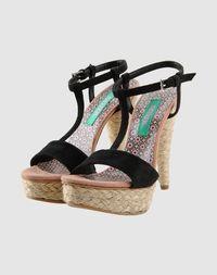 Босоножки на платформе Mink Vegan Shoes