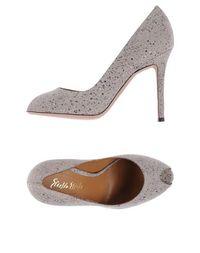 Туфли с открытым носком Ernesto Esposito